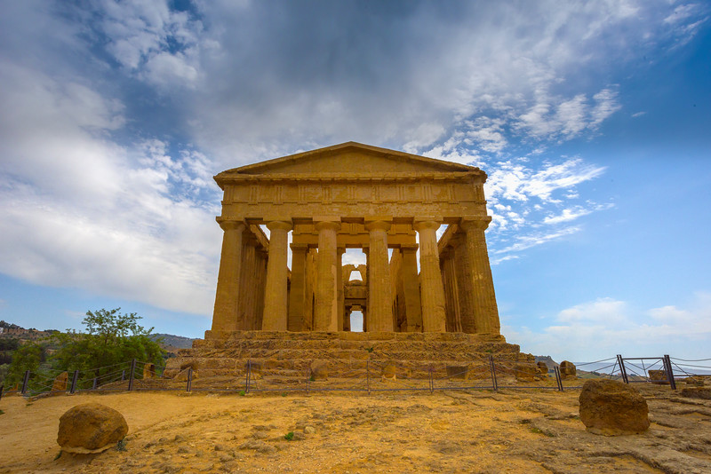 Agrigento_The Valley of the Temples_19