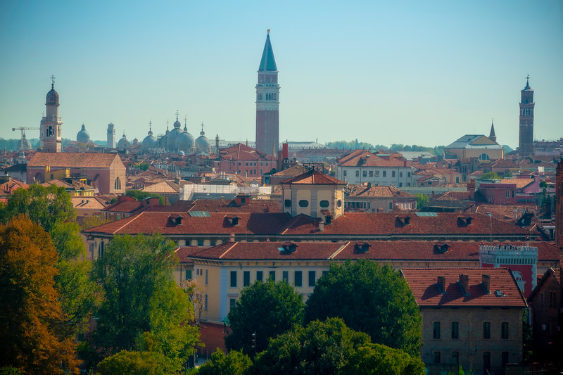 Aerial Venice_25 - Venice, Italy