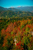 Autumn Colors Dress The Valleys Around Lake Bled - Lake Bled, Bled, Slovenia