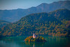 Lake Bled Castle In The Middle Of Everything - Lake Bled, Bled, Slovenia