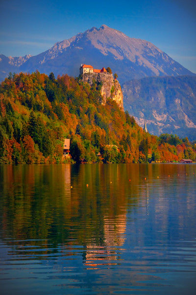 A Room With A View - Lake Bled, Bled, Slovenia