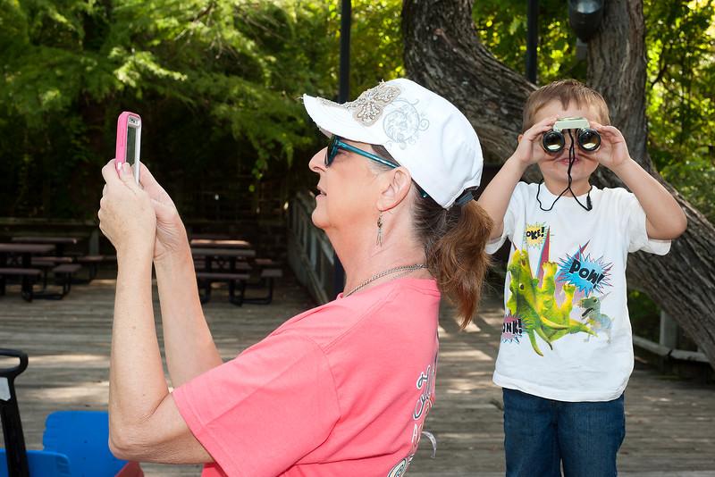 A Visit to Waco's Cameron Park Zoo