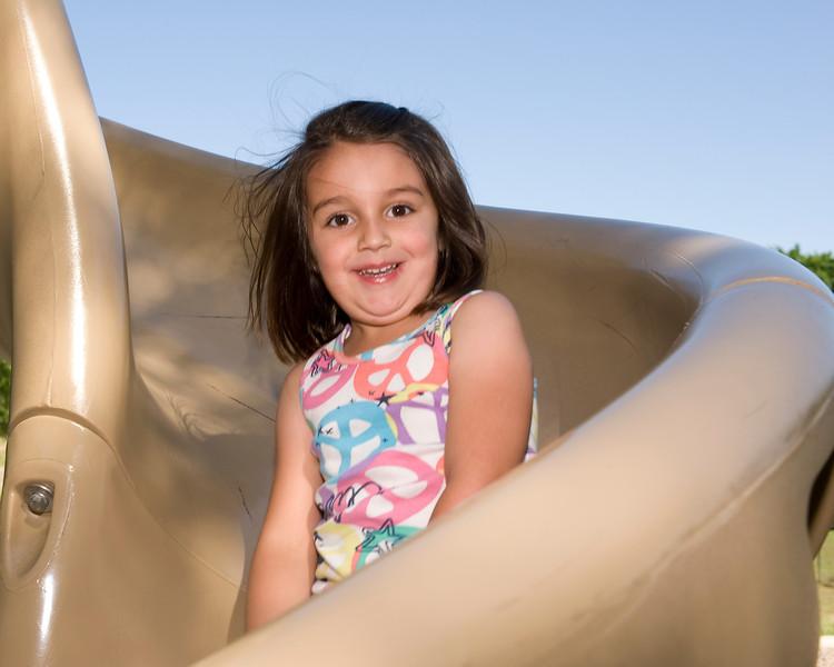 Fun at the Splash Pad  5-13-2013