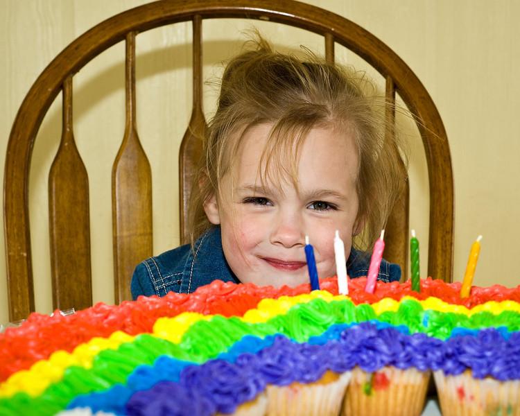 Hayden's 5th Birthday Party 4-5-2014
