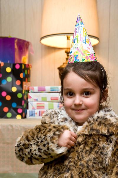 Jadyn's 4th Birthday 1-21-2012