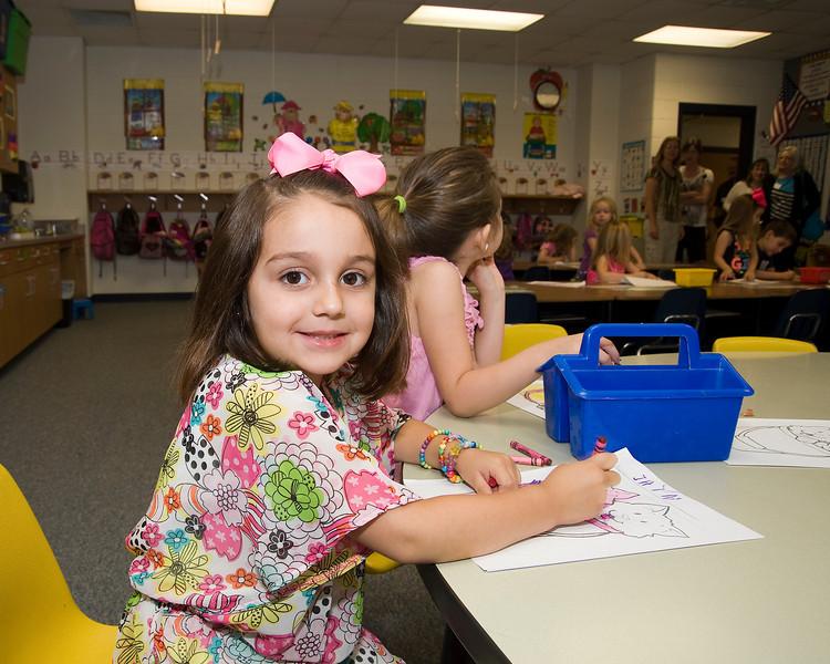 Jadyn's Kindergarten Roundup and Playday  5-1-2013