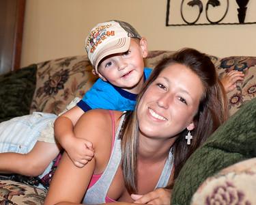 Kristen and Nick's Visit - September 2014