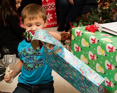 Christmas Party/ Kristen's Birthday 1-1-2016