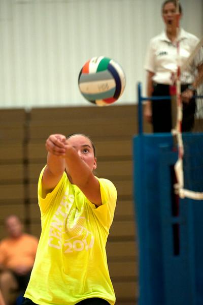Crawford Cen-tex Volleyball at Robinson 7-31-2014