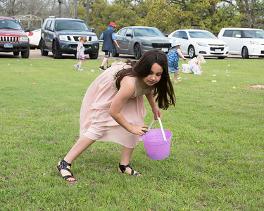 Easter Egg Hunt at Patton Baptist Church 4-1-2018