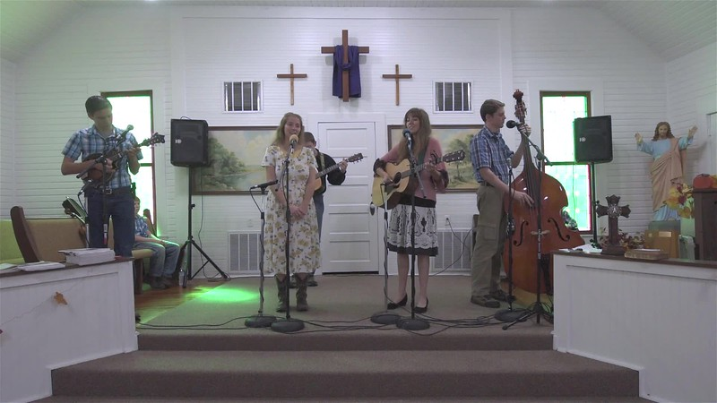 Goodly Heritage's Musical Performance at Patton Baptist Church 11-5-2017