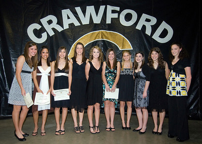 Crawford Fall Sports Banquet