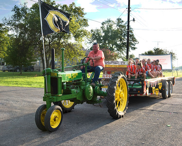 Crawford Homecoming Parade 9-14-2016