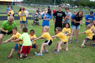 Crawford Field Day - Jadyn's Class (Mrs. Holmes) 5-23-2014
