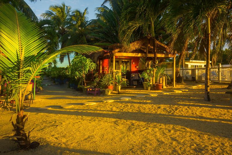 Beachfront Light - Marathon, Florida Keys, Florida