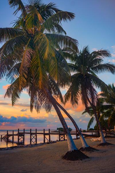 Walkway Into Paradise - Marathon, Florida Keys, Florida