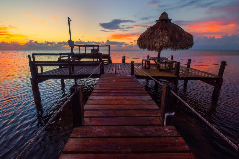 The Sunlight Shines After The Rain - Marathon, Florida Keys, Florida