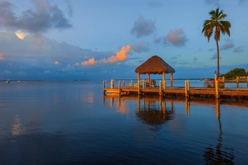 The Magic Of Last Light Over The Keys -  Key Largo, Florida Keys, Florida