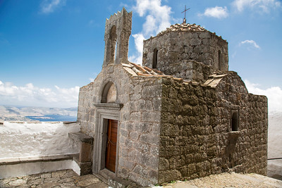 Greek Chapel, Patmos
