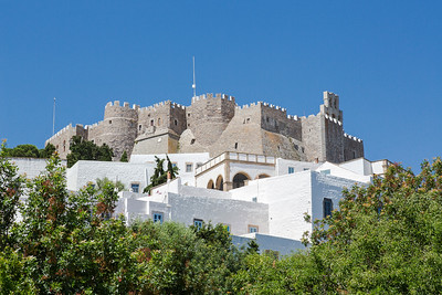 St. John the Evangelist Monastery, Patmos Greece