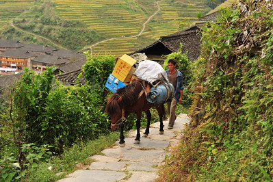 PingAn to DaZhai Guangxi China DSC_5901