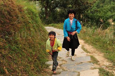 PingAn to DaZhai Guangxi China DSC_5885