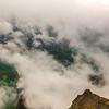 Pano Of The Waimea Canyon Lookout - Waimea Canyon State Park, West Side, Kauai