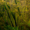 Jagged Edges Along The Cliffs - Na Pali Coastline, Kauai, Hawaii