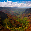Inside The Heart Of Waimea Canyon - Waimea Canyon, Kauai, Hawaii
