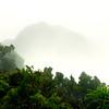 A Slight View Of Waimea Canyon - Waimea Canyon State Park, West Side, Kauai