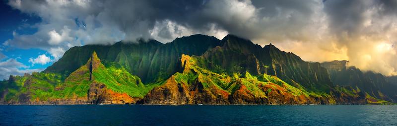 Owner - Na Pali Coastline, Kauai, Hawaii