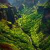 Towers Of Strength - Waimea Canyon, Kauai, Hawaii