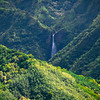 Beginning Of Waterfall Valley - Waimea Canyon, Kauai, Hawaii