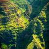Inside The Deep Canyon Walls - Waimea Canyon, Kauai, Hawaii