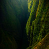 Inside The Deepest Canyon Walls Of Na Pali - Na Pali Coastline, Kauai, Hawaii