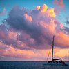 Sail Away Into The Sunset_Revised - Na Pali Coastline, Kauai, Hawaii