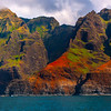 Peeling Away The Layers Of Time - Na Pali Coastline, Kauai, Hawaii