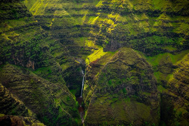 Walls Of Time - Waimea Canyon, Kauai, Hawaii