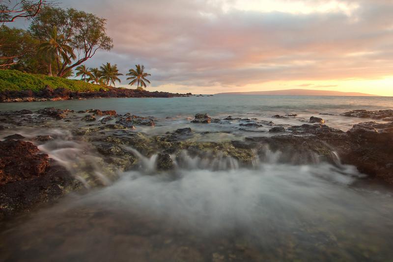 The End Of A Good Day - Makena, Maui, Hawaii