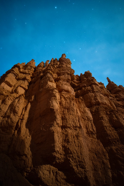 Looking Up To The Skies - Bryce Canyon National Park, Utah