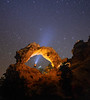 Inchwork Arch Under The Stars