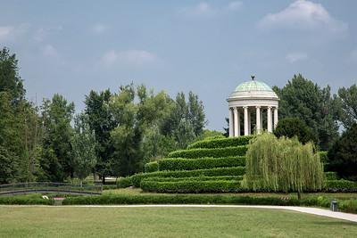 Querini Park, Vicenza, Italy