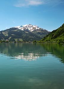 Zeller See, Zell Am See, Austria