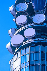 Telecommunication Dishes