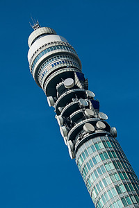 Telecom Tower, London