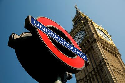 Underground At Westminster