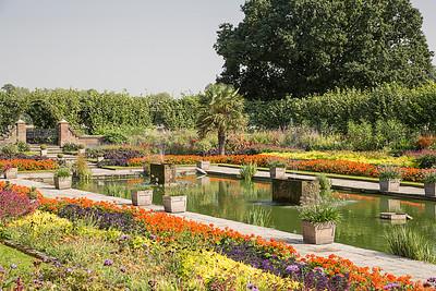 Kensington Palace Sunken Gardens