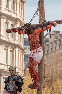 The Crucifixation of Christ