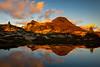Cascade Silence With Late Light - North Cascades National Park, WA
