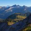 Looking At The Tatoosh Range- Mount Rainier National Park, WA